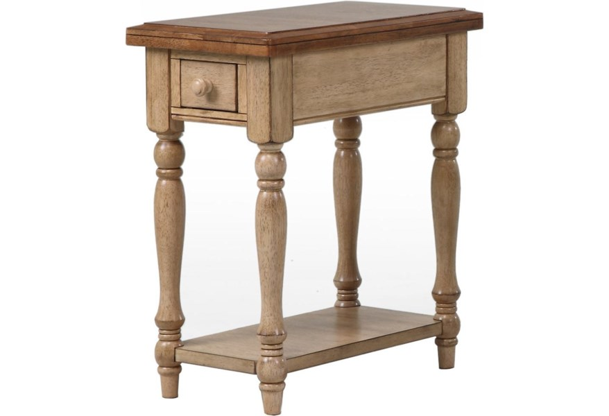 Quails Run Small End Table