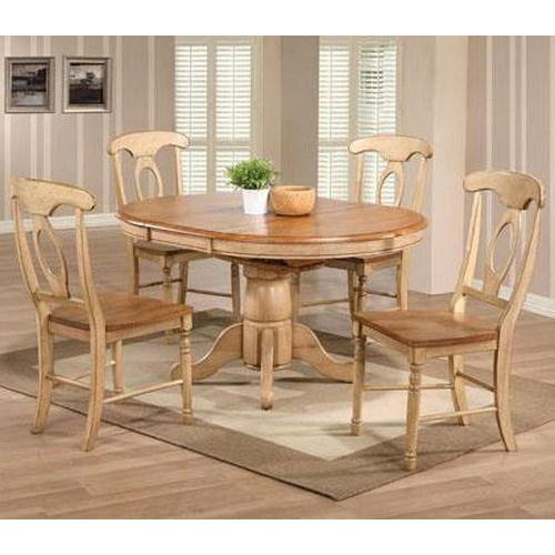 winners only robins lane 5 piece round table and chair set - Table And Chair Sets Kitchen