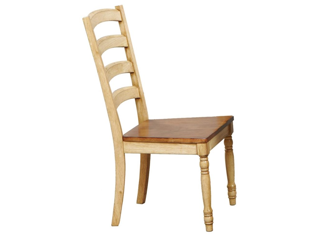 Winners Only Quails RunLadderback Side Chair