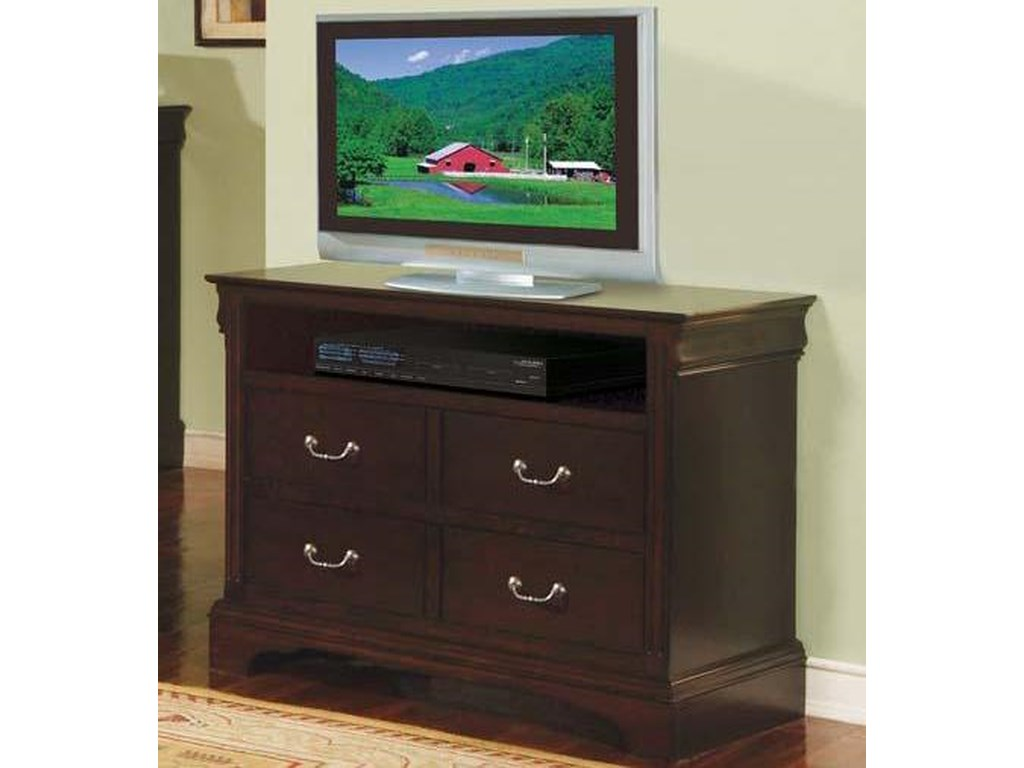 Winners Only RenaissanceTwo Drawer TV Chest