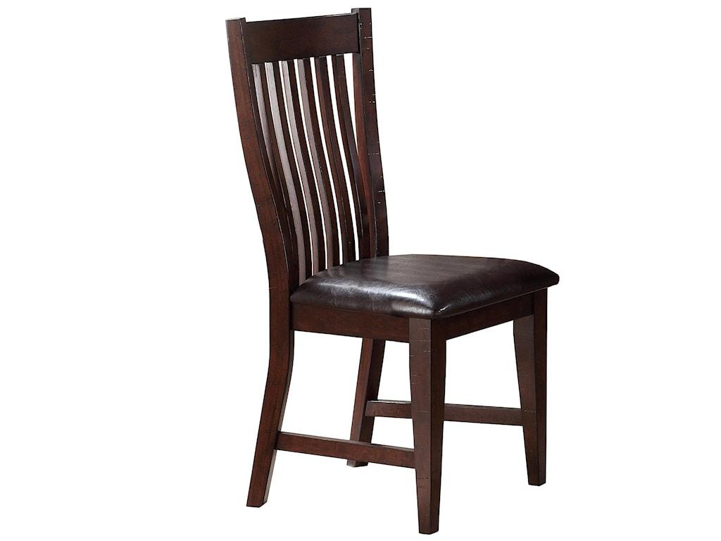 Winners Only RetreatSlat Back Side Chair