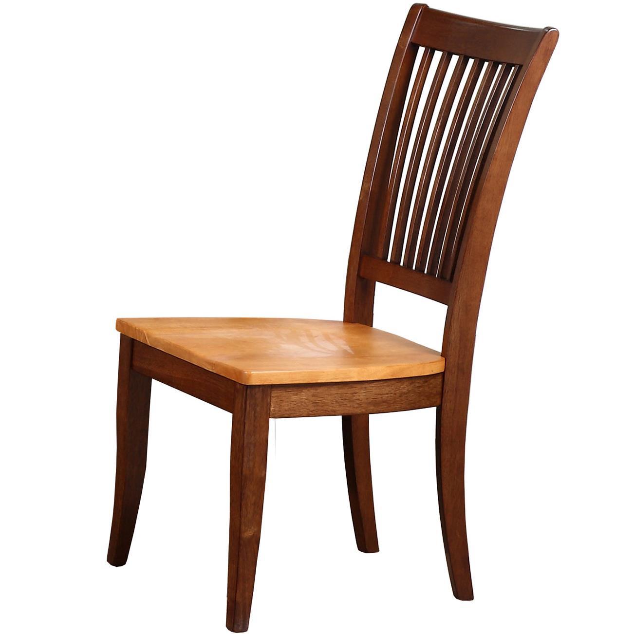 Winners Only Santa BarbaraSlat Back Side Chair ...