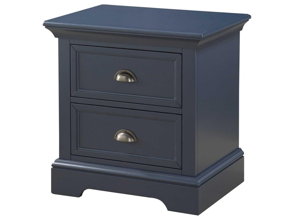 Winners Only Tamarack2-Drawer Nightstand