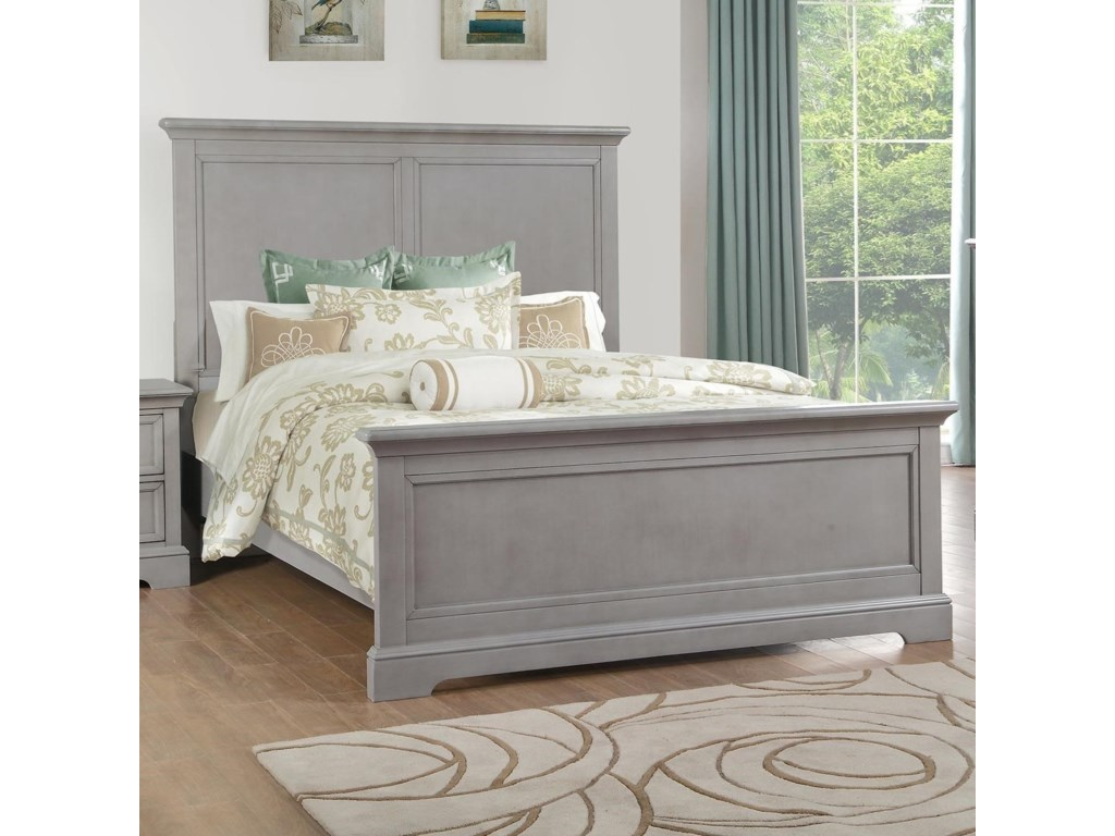 Winners Only TamarackCalifornia King Panel Bed