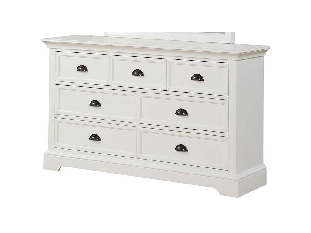 Winners Only Tamarack7-Drawer Dresser