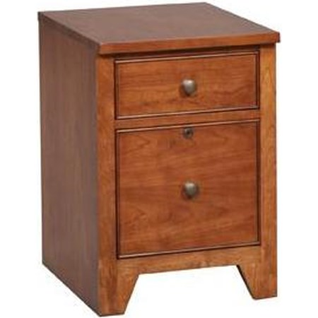 "16"" Two Drawer File"
