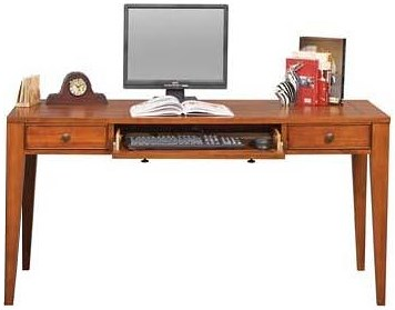 Winners Only Topaz Writing Desk With Keyboard Drawer