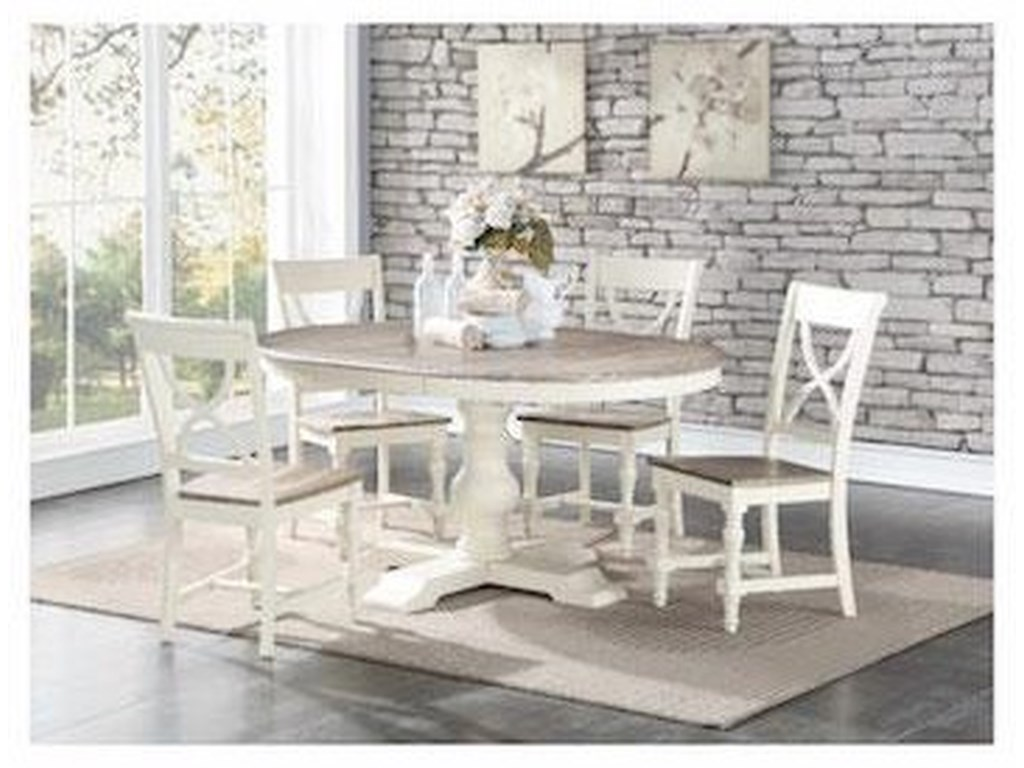 Winners Only Torrance5 PC Dining Set