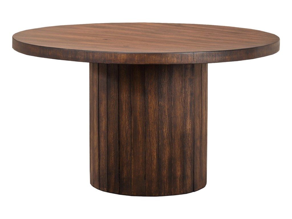 Winners Only VancouverRound Barrel Base Table