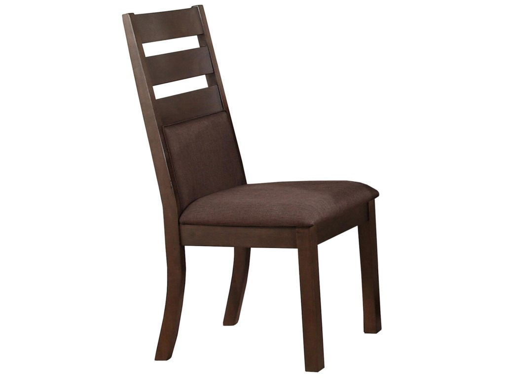 Winners Only TroyerCushioned Ladder Back Side Chair
