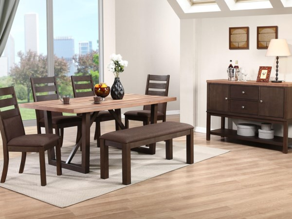 Casual Dining Room Group | Hartford, Bridgeport, Connecticut Casual ...