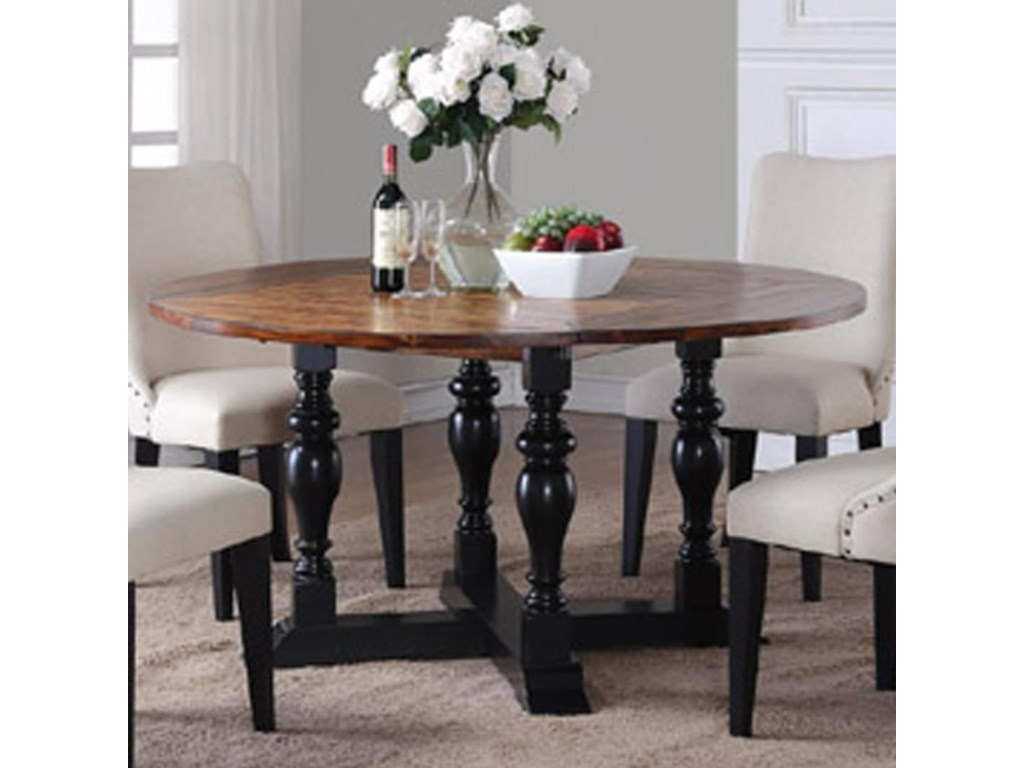 meet f63c7 3b880 Weston Drop Leaf Square/Round Dining Table by Winners Only at Lindy's  Furniture Company