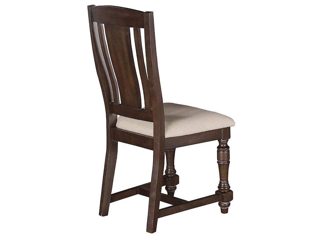 Winners Only XcaliburSlat Back Side Chair