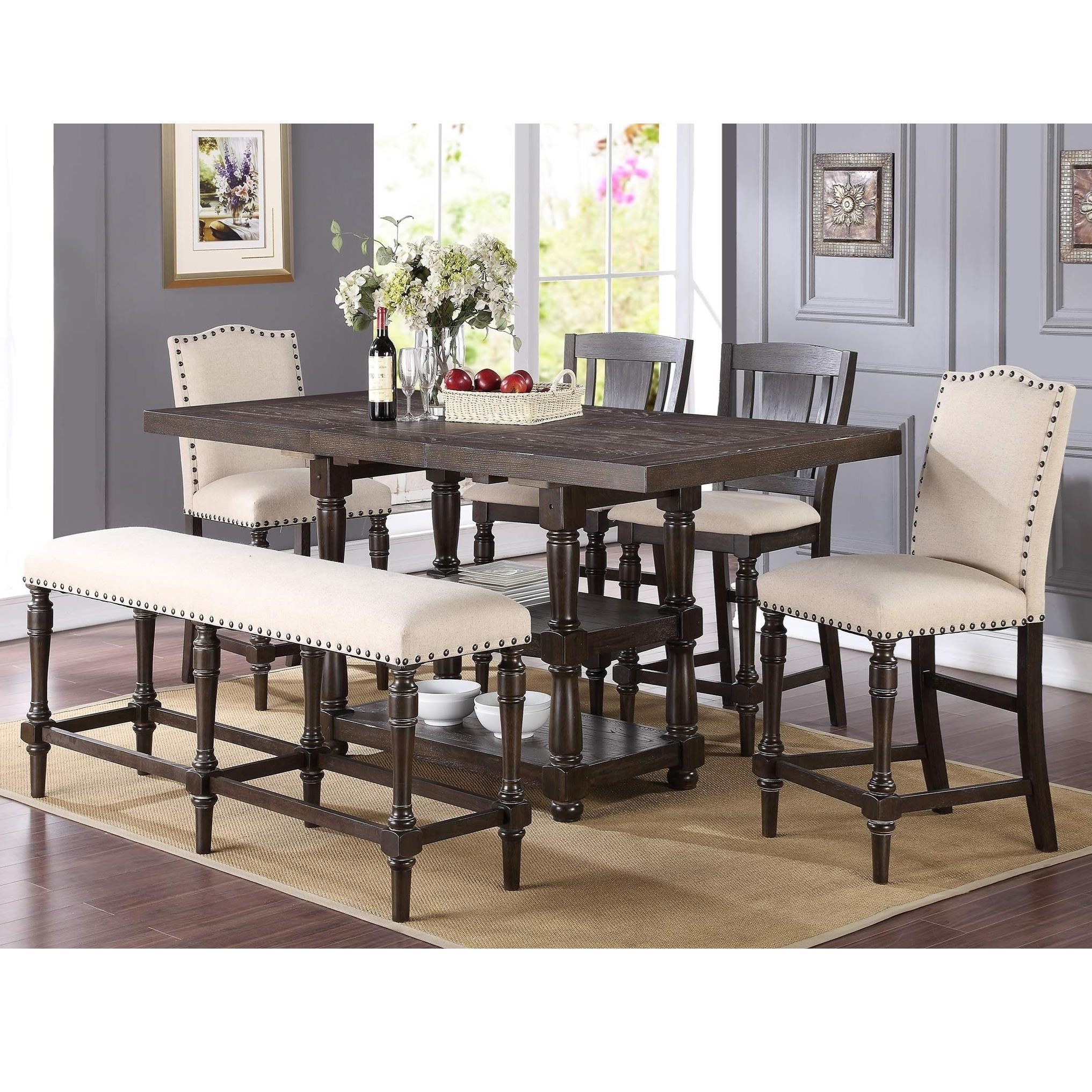 Winners Only XcaliburCounter Height Dining Set ...