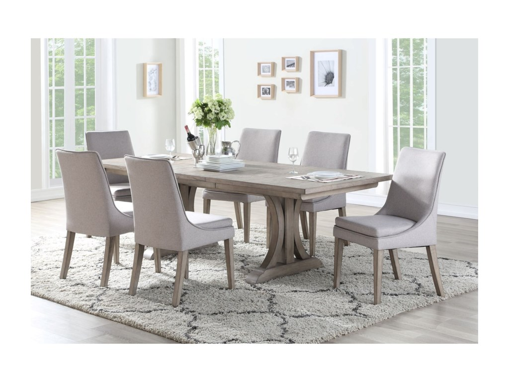 Winners Only Xena7 Pc Dining Set
