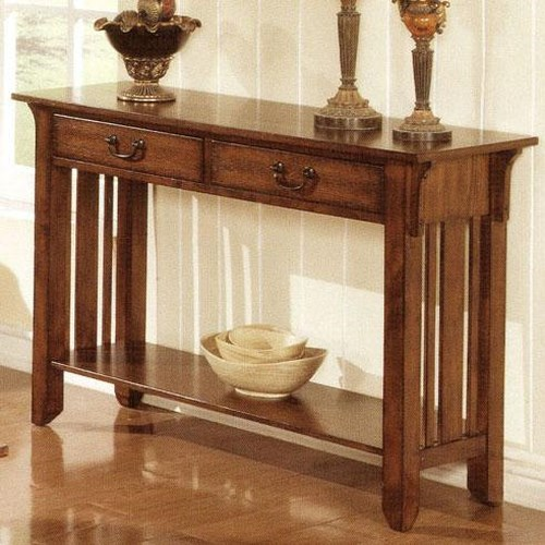 Winners Only Zahara 2 Drawer Sofa Table