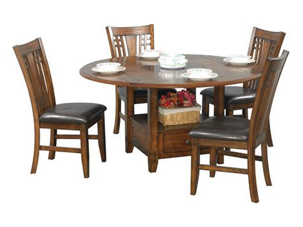 Winners Only ZaharaRound Dining Table