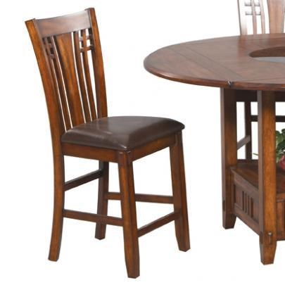 Zahara mission style barstool by winners only
