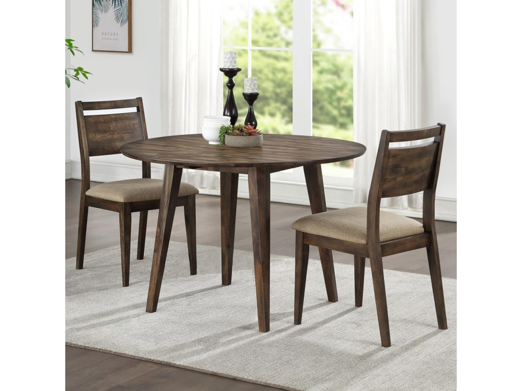 Winners Only Zoey3-Piece Table Set
