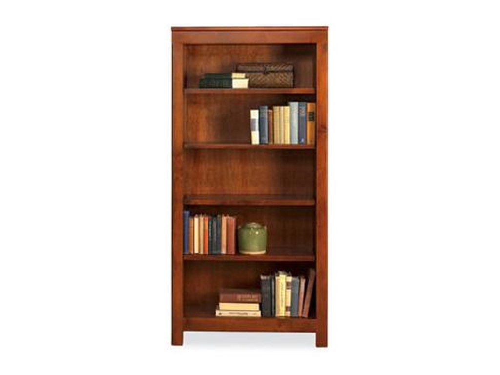 Witmer Furniture Taylor J4-Shelf Bookcase