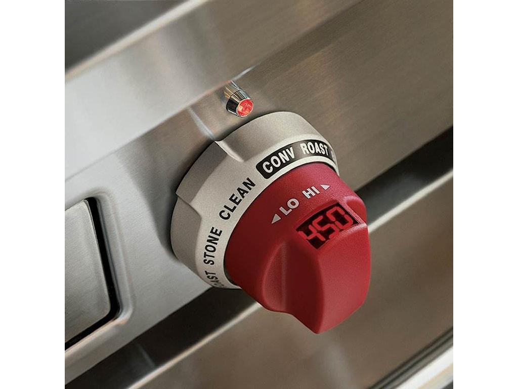 Oven Temperature-Display Knob