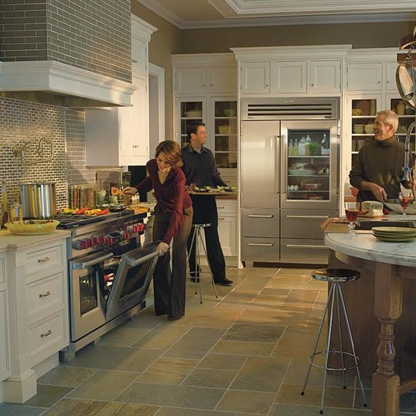 Wolf Designs Look Graceful In Any Kitchen