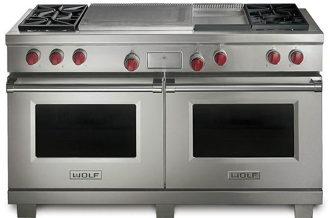 wolf double wall oven for sale weight dual fuel range burners griddle french top furniture ranges dimensions