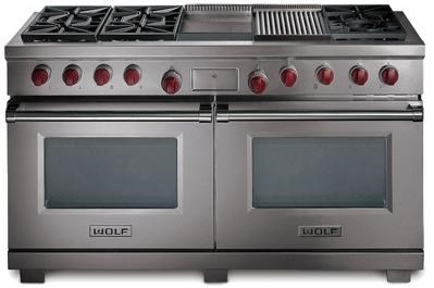 Wolf Dual Fuel Ranges60 ...