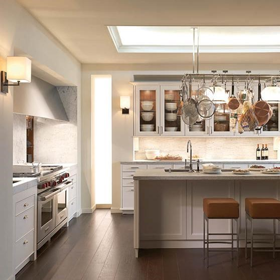 Wolf Products Look Great in Any Kitchen