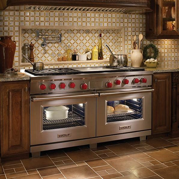 Wolf Products Look Elegant in Any Kitchen