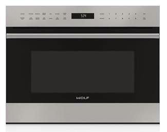 Wolf Microwaves24  sc 1 st  Furniture and ApplianceMart & Wolf MDD24TE/S/TH24\