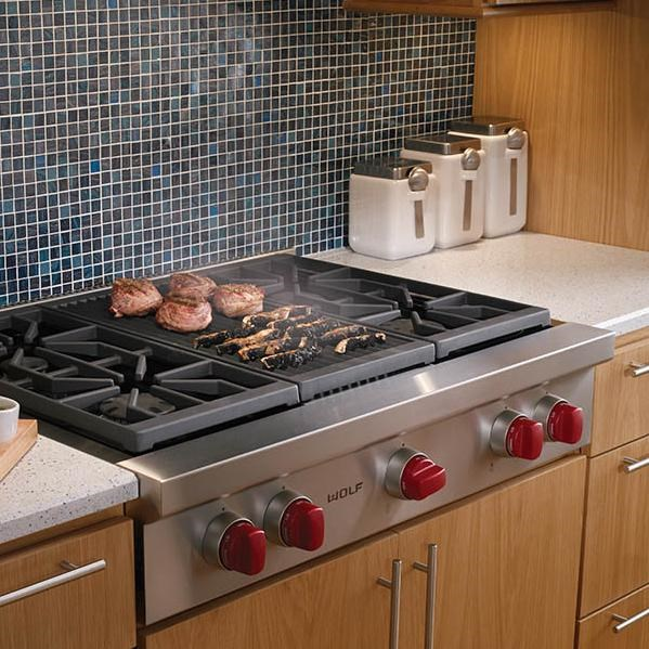 Charbroilers Bring Outdoor-Style Cooking Inside