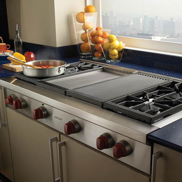 Wolf's Elegant Designs Look Great in Any Kitchen