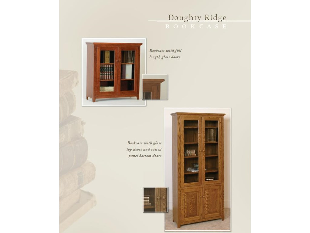 Wonder Wood Wonder Wood BookcasesCustomizable Doughty Ridge Bookcase