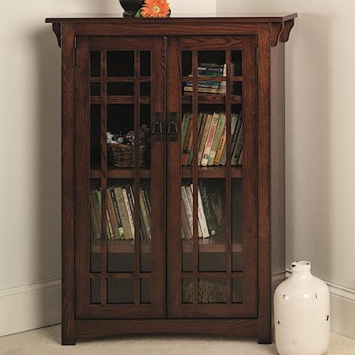 Wonder Wood Wonder Wood Bookcases Customizable Old Mission Bookcase - Wonder Wood Wonder Wood Bookcases Customizable Salem Bookcase