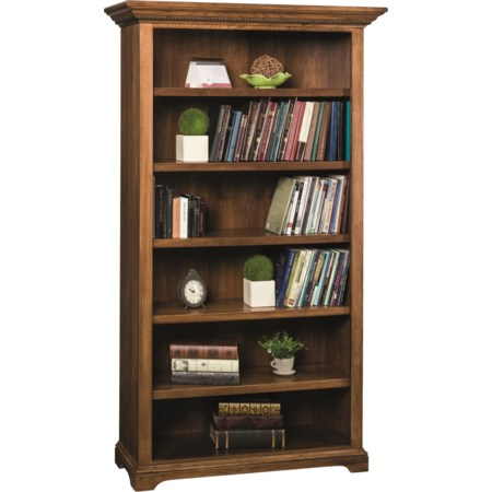 Customizable Plymouth Bookcase