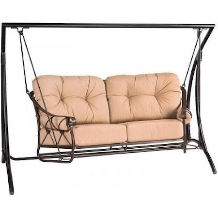 Outdoor Love Seat Swing