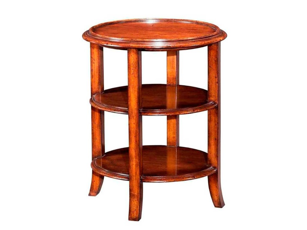 Woodbridge Home AccentsHigh Tea Table