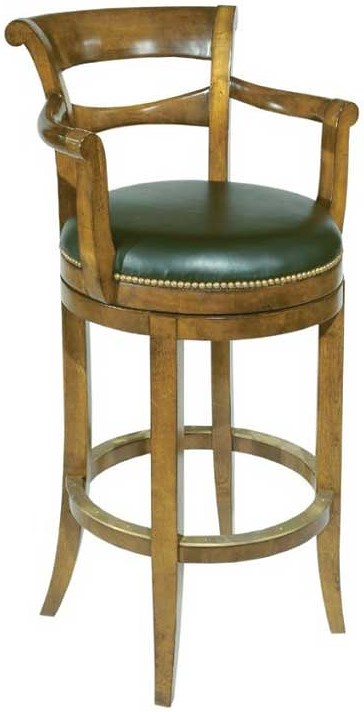 Woodbridge Home Accents Swivel Bar Stool