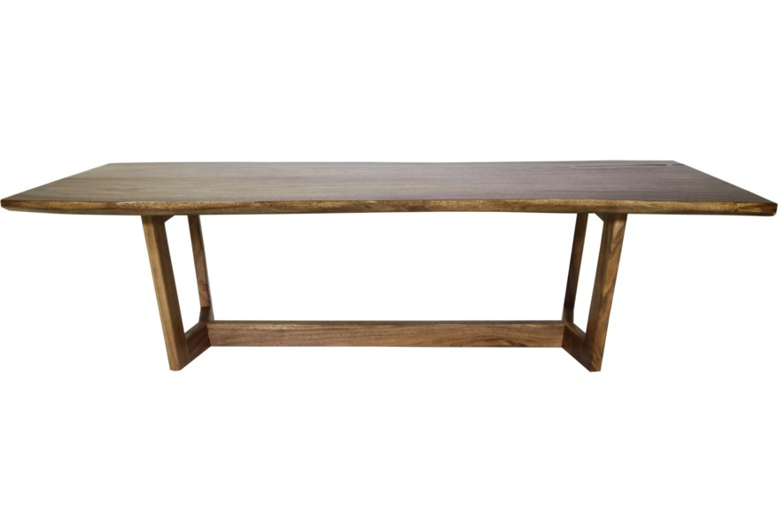 Woodbrook Designs Santa Fe 108 Dining Table C S Wo Sons Hawaii Dining Tables