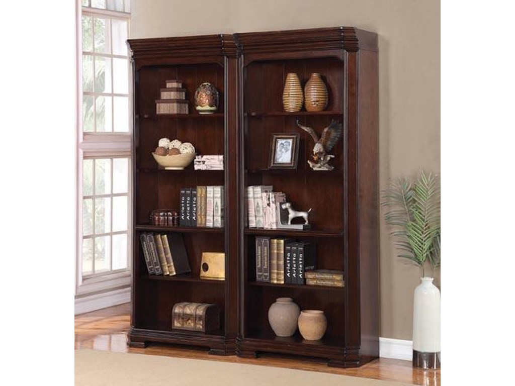 Flexsteel Wynwood Collection WestchesterBunching Bookcase