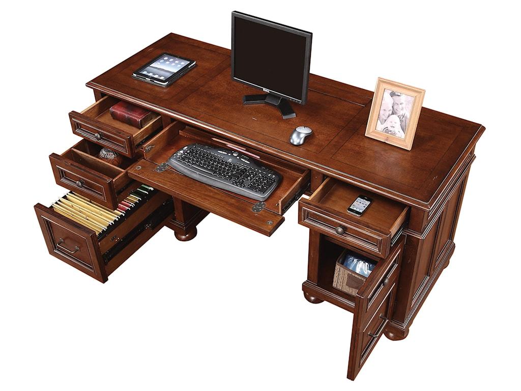 Flexsteel Wynwood Collection American HeritageCredenza