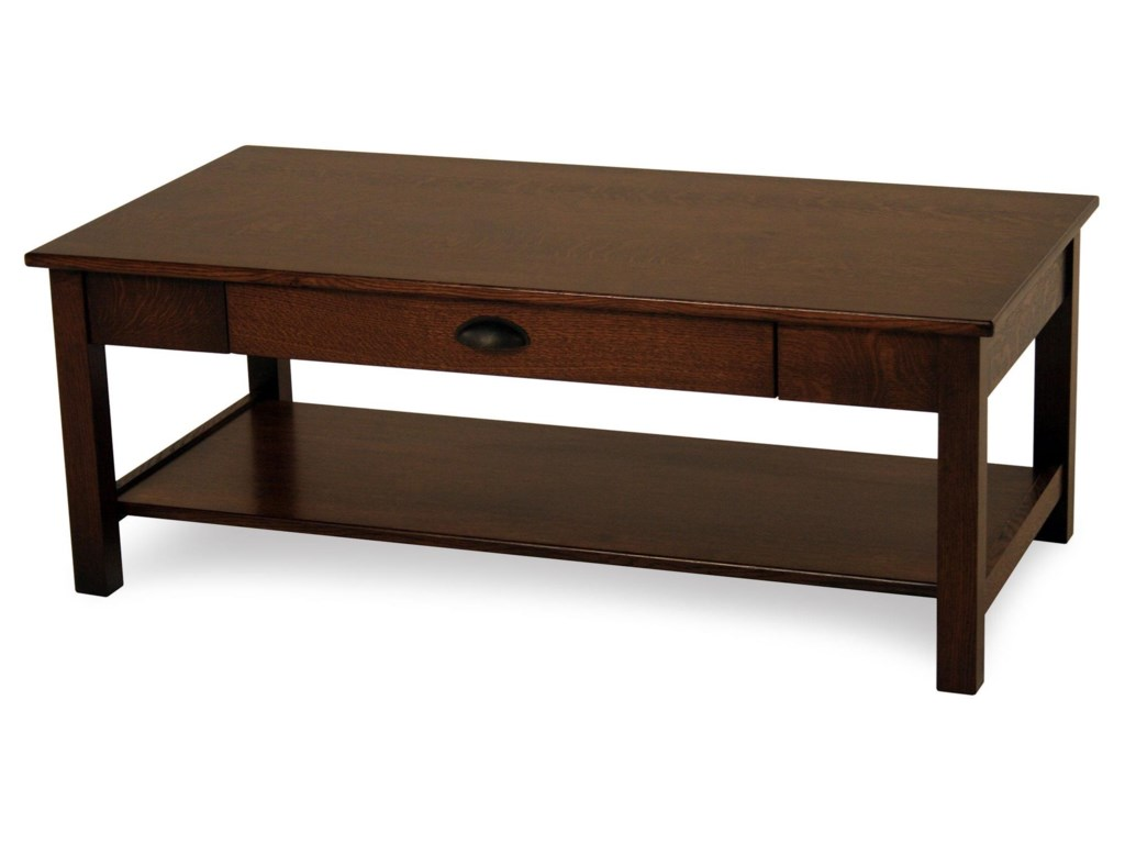 Express Rectangular Solid Wood Tail Table