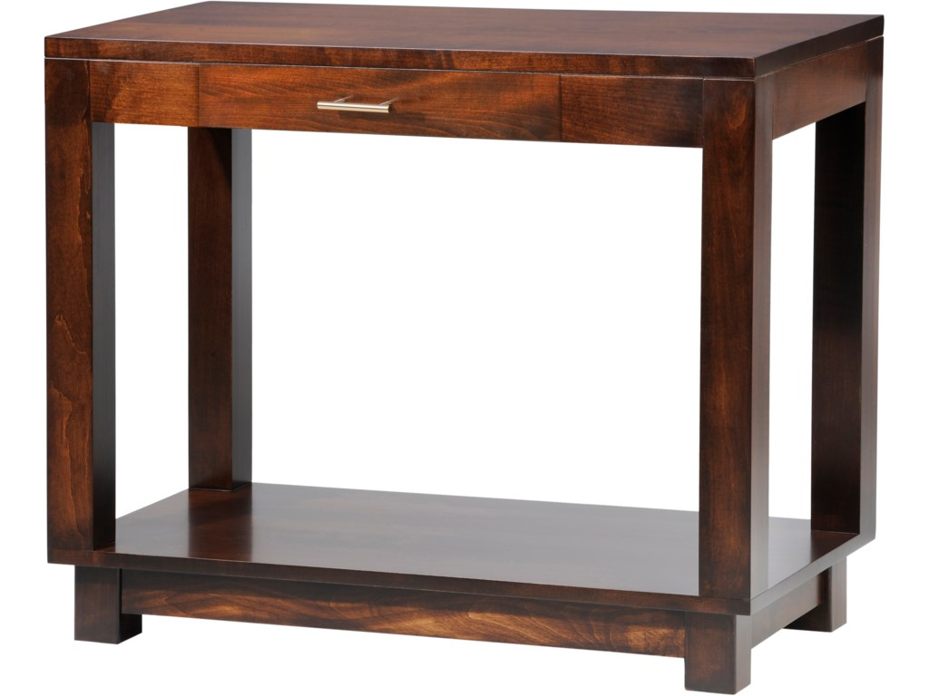 Y T Woodcraft Urbansofa Table