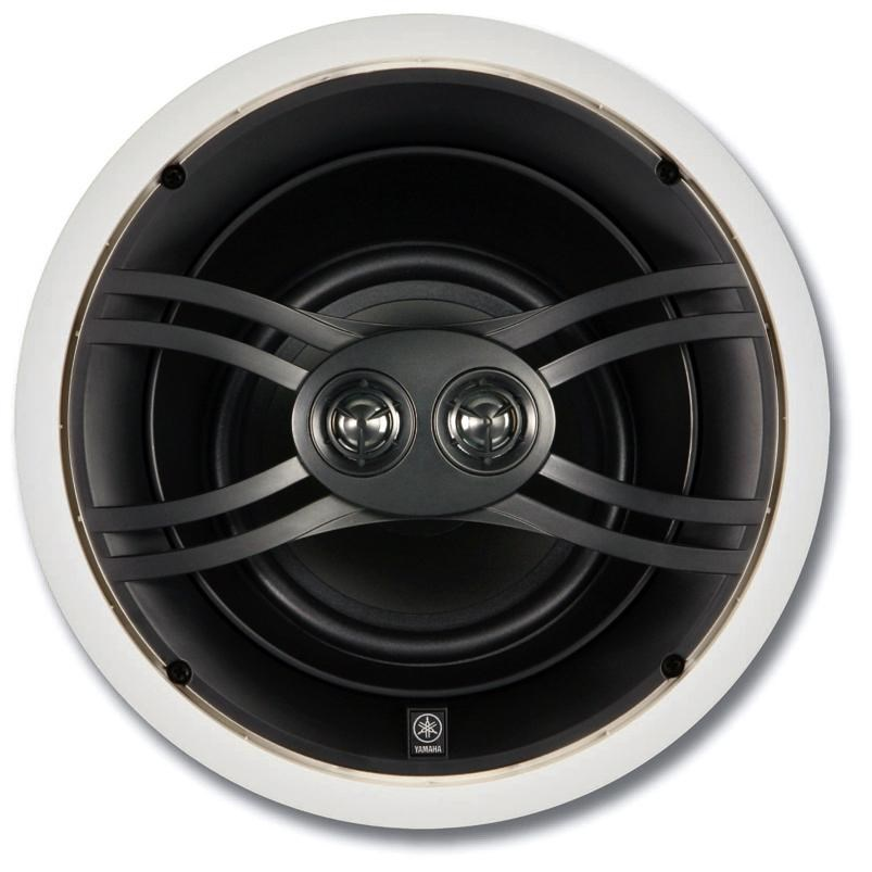 Yamaha In Wall And In Ceiling Speakers Natural Sound 3 Way In