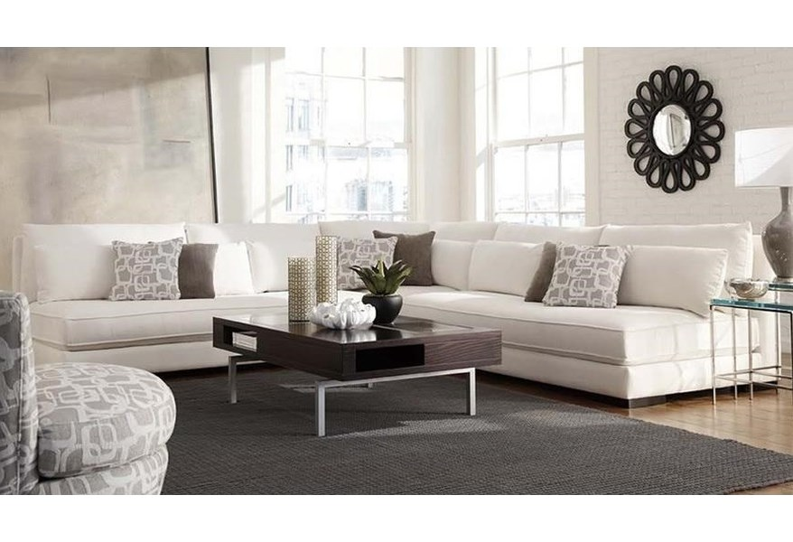 Chill Customizable 3 Pc Sectional