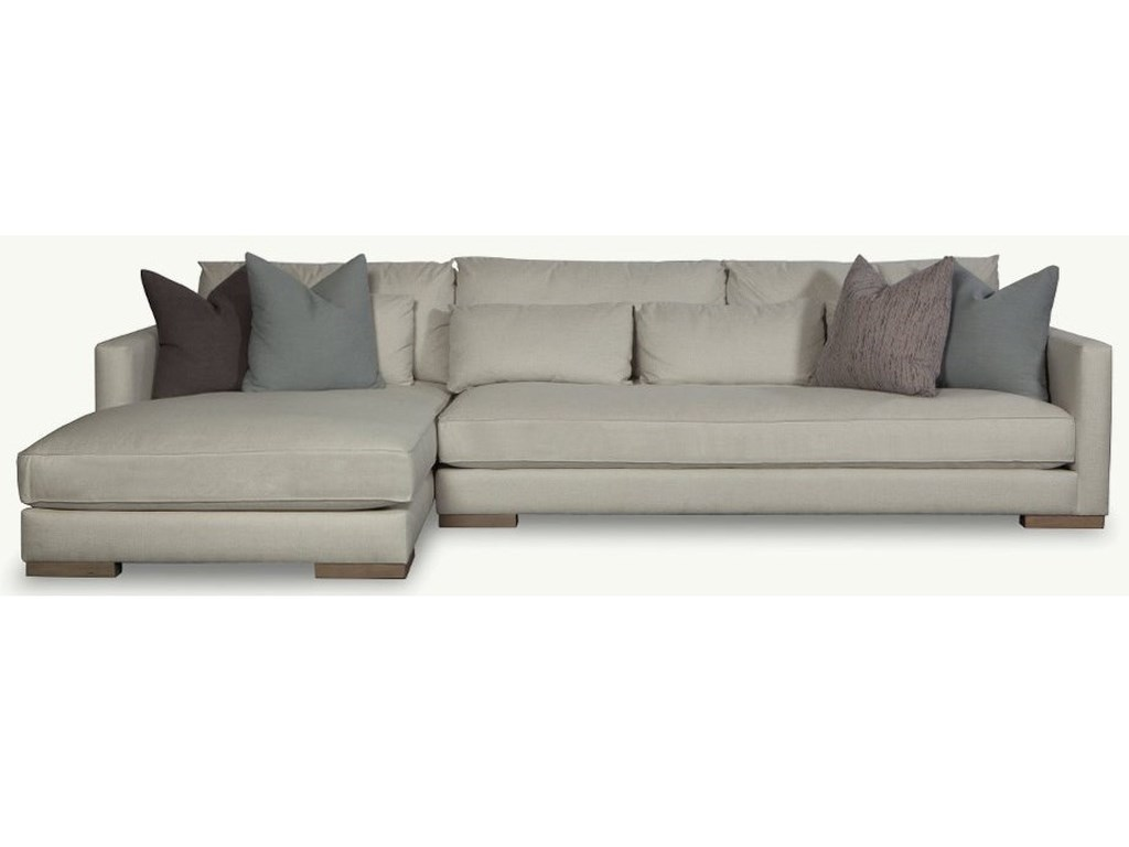 Younger Chill Customizable 2 Pc Sectional | Saugerties Furniture ...