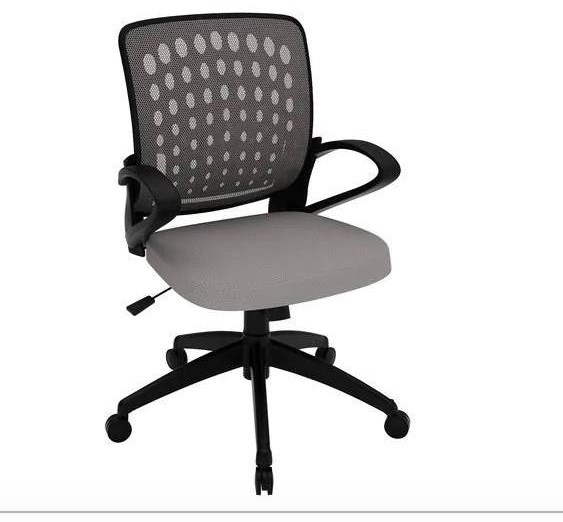 Office Chairs Grey Mesh Task Chair