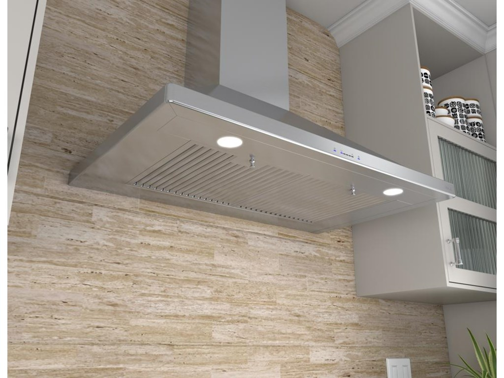 Zephyr Essentials Collection- Chimney Wall and Downdraft30