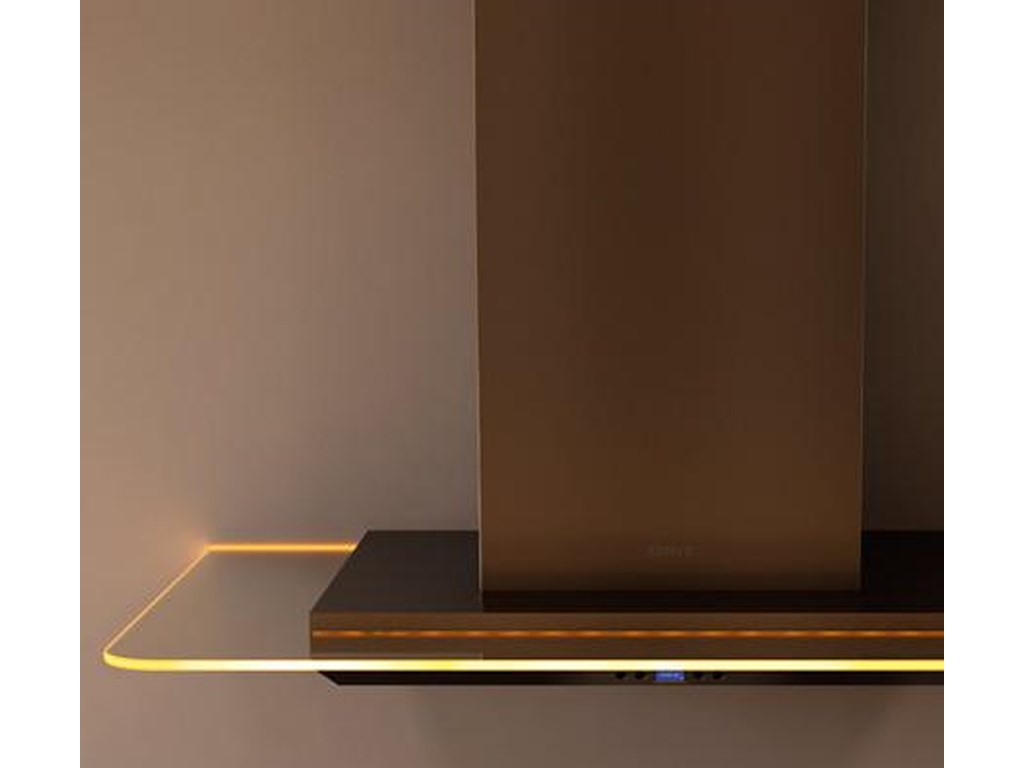 Zephyr Essentials Collection- Chimney Wall and Downdraft36